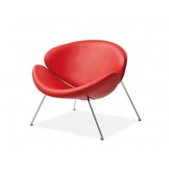 Fauteuil F9 rouge