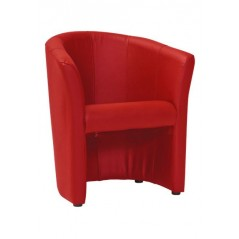 Fauteuil F12 rouge