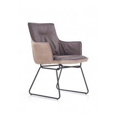 Chaise Z5 gris