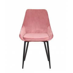 Chaise Lou rose
