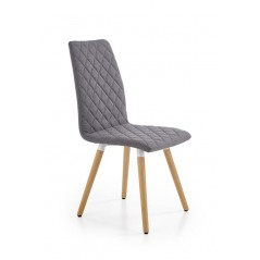 Chaise Z19 gris