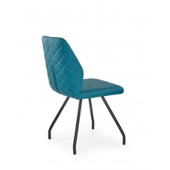 Chaise Z23 bleu turquoise