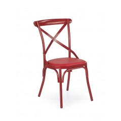 Chaise Z32 rouge