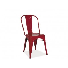 Chaise R36 rouge