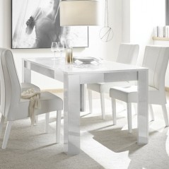 Table 180x90 cm Romi blanc