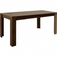 Table 140x90 cm  Paris cognac