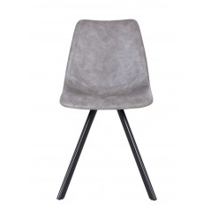 Chaise Lola gris