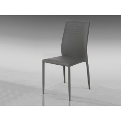 Chaise Charlie gris