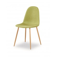 Chaise Lily vert