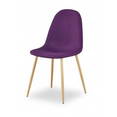 Chaise Lily violet