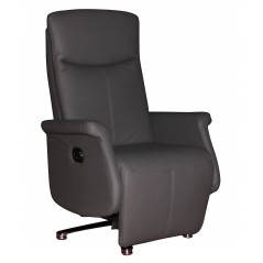 Fauteuil relax Nino gris